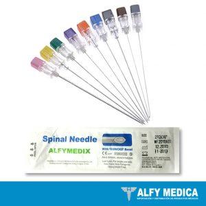 aguja espinal alfymedix
